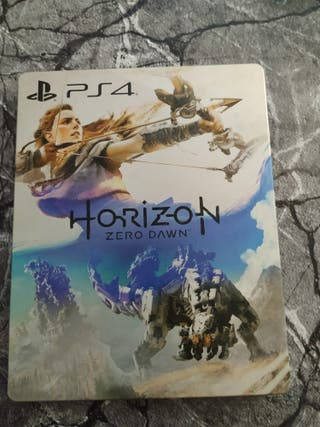 Horizon zero dawn ed. limitada