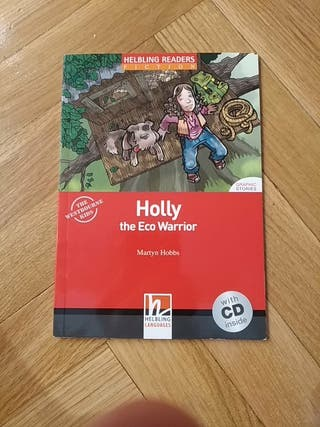 Holly the Eco Warrior, Class Set. Level 2 (A1/A2)