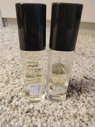 Botes perfume Astor musk