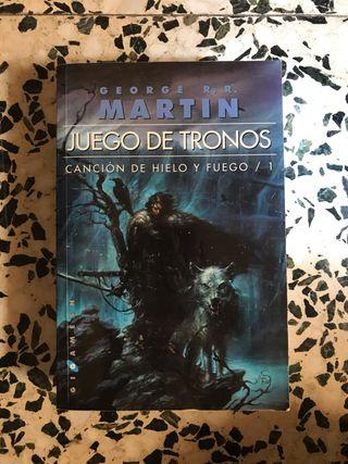 Primer libro de Juego de tronos