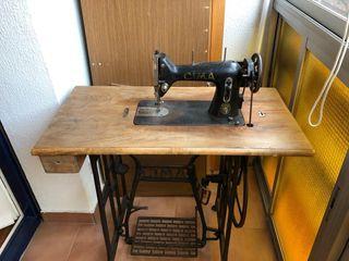 Maquina coser Cima