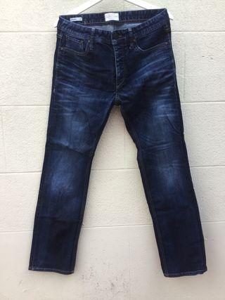 Pantalones vaqueros Jack & Jones 33-32