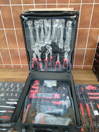 maleta troley de herramientas