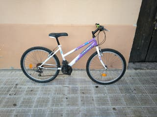 Bicicleta rueda de 24 pulgadas