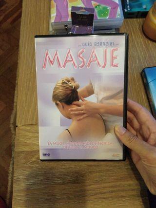 Guía completa del masaje. Vienen muy bien explicad