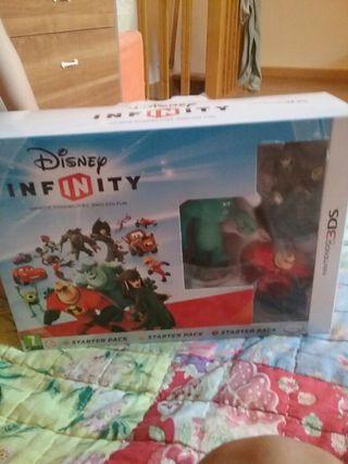 videojuego de consola 3ds infinity