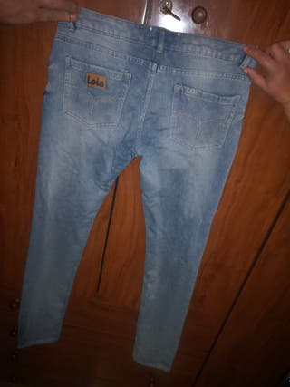 pantalón largo niño talla 16 marca LOIS