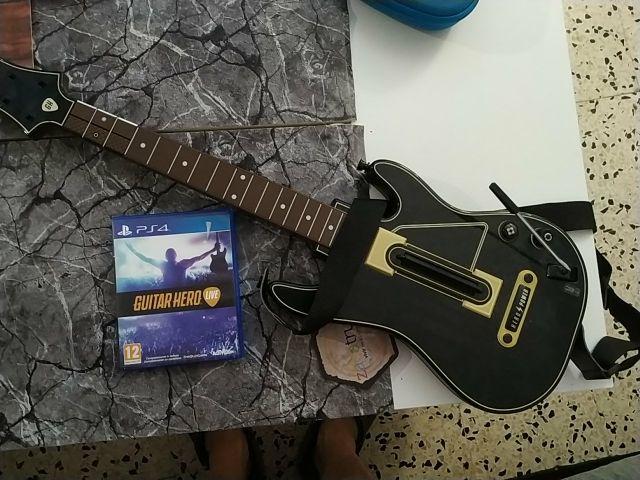 Guitar Hero PS4