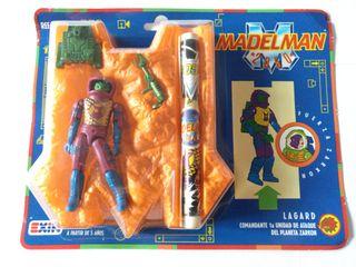 figura de acción de juguete madelman 2050 Lagard