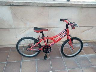 Bicicleta niño 16 ´´