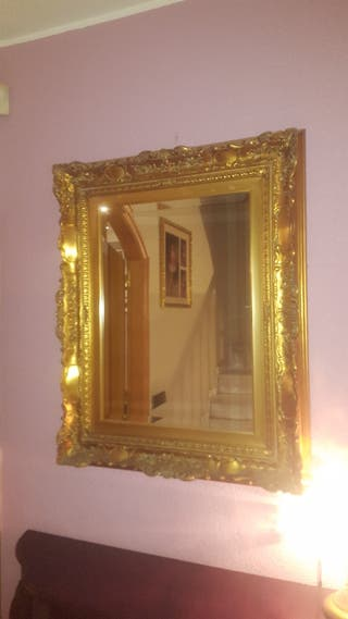 Espejo de recibidor