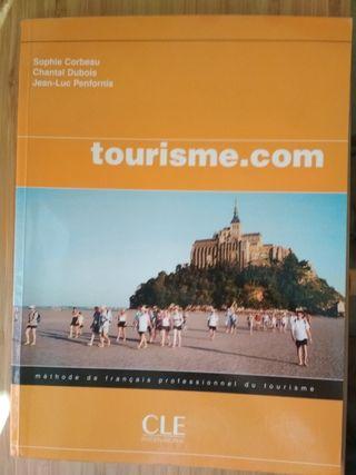 TOURISME. COM. Libro de francés