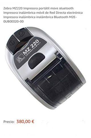 Impresora Zebra Bluetooth