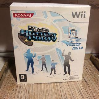 Nintendo Wii: Dancing Stage Hottest Party ¡NUEVA!