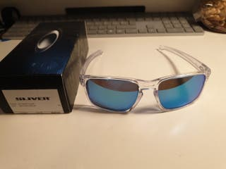 Gafas Oakley Sliver Clear Sapphire Iridium