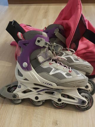 patines en linea Oxelo para chica.