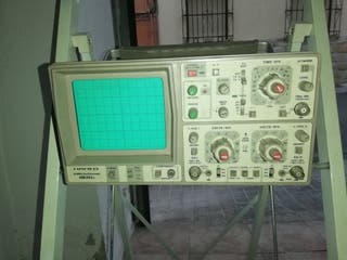 Osciloscopio Hameg 203 de doble trazo