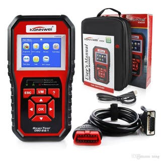 Scanner Diagnosis coche OBD2
