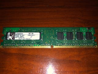 Memoria RAM Kingston 1GB DDR3