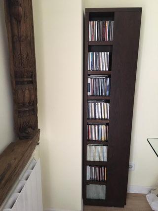 Estantería para cds
