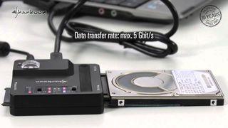 Adaptador discos duros USB 3.0