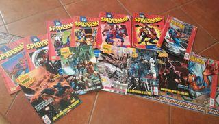 coleccion comics marvel