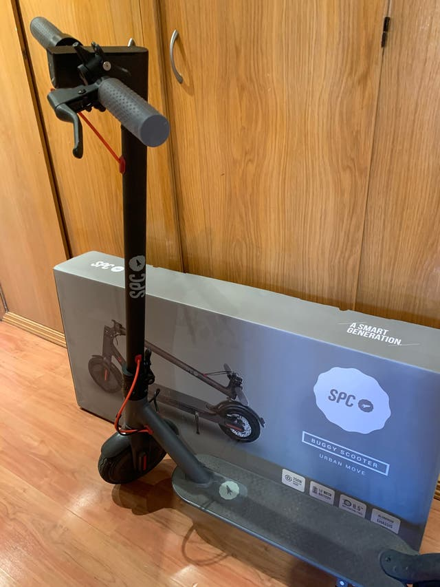 Vendo : Buggy Scooter SPC Urban Move