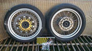 Kit ruedas Supermotard KTM, Gas Gas, Husqvarna