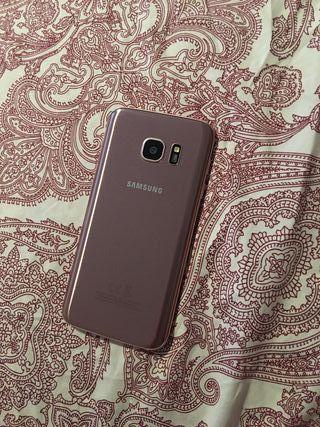 Móvil Samsung Galaxy S7 rosa