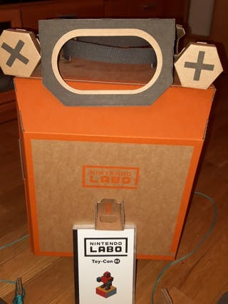 switch labo toy-con 02 robot