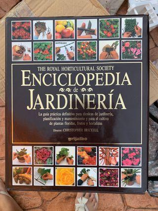 Enciclopedia de la jardinería.