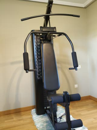 Maquina de musculación multipower