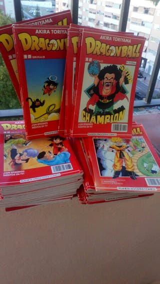 Comics dragon ball