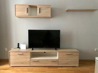 Mueble y Tv