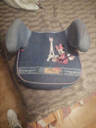 módulo silla de coche
