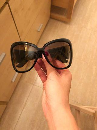 Gafas de sol auténticas Gucci