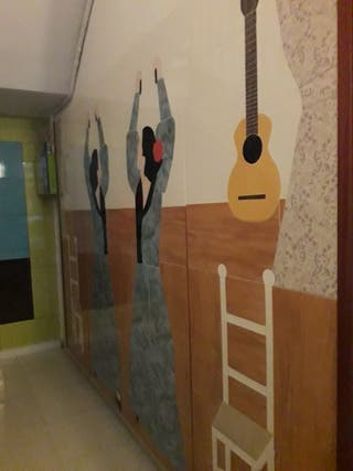 Murales de azulejos y rayolas