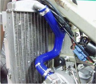 Manguitos silicona radiador Yamaha Raptor 700