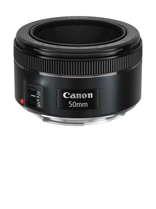 Objetivo 50mm Canon