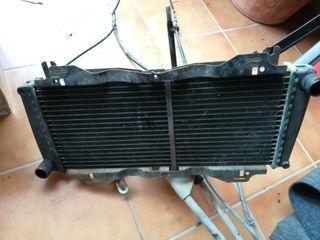 radiador Ford fiesta mk2