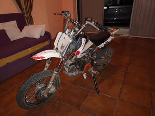 Pit bike 125cc 4T