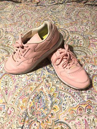 Tenis Reebok rosas