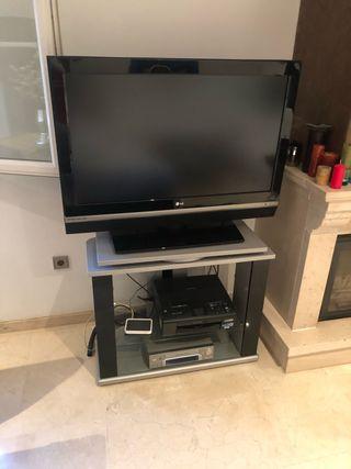 Tv y mesa