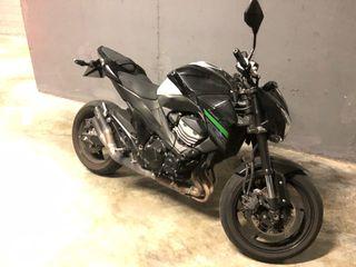 Kawasaki Z800 e A2