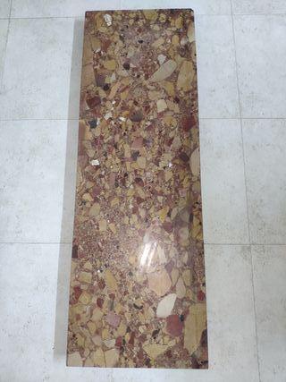 Pieza de mármol