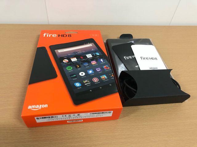 Tablet Fire HD 8 16gb