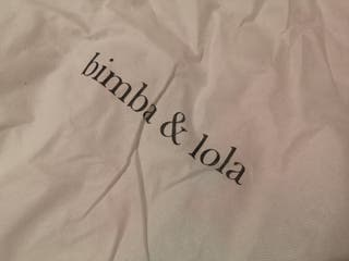 Bolso Bimba y Lola original