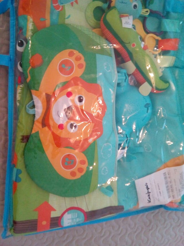 Juguete, gimnasio Bebé Tiny Love Safari