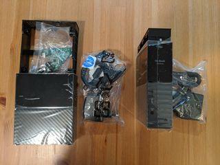 Carcasa disco duro externo USB HDD Western My Book