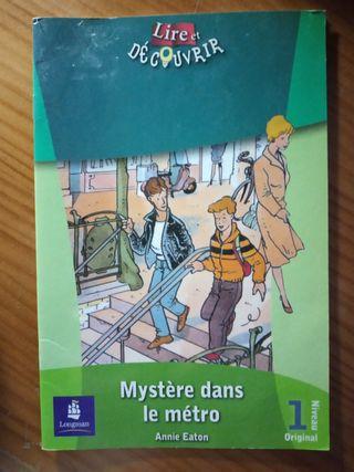 Libros de lectura en francés